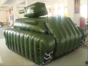 Ningbang Inflatable Paintball Tank for Advertising pictures & photos