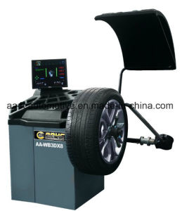 3D Wheel Balancer with Laser Positioning pictures & photos