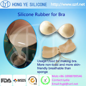 Liquid Silicone Gel for Silicone Bra Pads Making pictures & photos