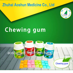 Bubble Gum Sugar Free Xylitol Chewing Gum Energy Bubble Gum pictures & photos