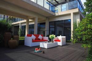 WPC Outdoor Flooring Wood Plastic Composite Decking 146*25 pictures & photos