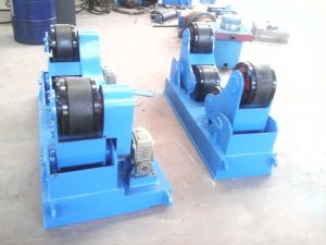 Steel Wheel Adjustable Turning Rolls Welding Rotator pictures & photos