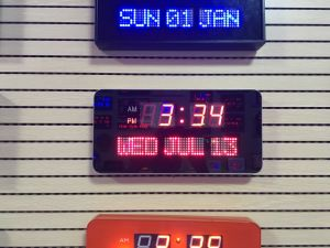 LED Assy Digital Clock pictures & photos