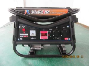 2.5kw V Type High Quality Gasoline Generator with a. C Single Phase pictures & photos