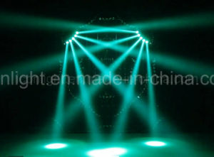 Hot Sale Un-Limited Infinite 60W CREE 4in1 Wash LED Moving Head pictures & photos