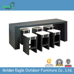 Hot Sale Outdoor Rattan Nar Set with Soft Cushions