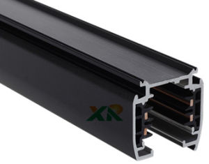 Aluminum Track 1m/2m/3m Track Rail for lighting (XR-L410) pictures & photos