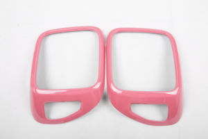 Auto Accessory ABS Material Pink Style Rear Lamp Cover for Renegade Model (2PCS/SET)