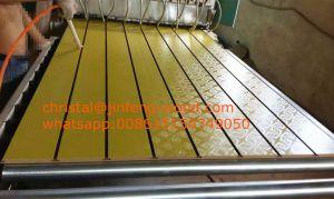1220*2440mm 7+2 Half Grooves Slot Melamine MDF pictures & photos