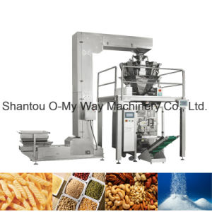 Multi-Head Weigher Automatic Vertical Packing Machine pictures & photos