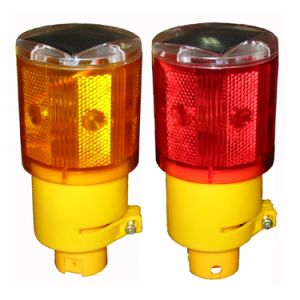 High Intensity Rotary Warning Light Used for Road Cone pictures & photos