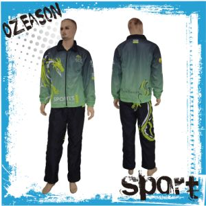 Hot Sale Blank Polyester Tracksuit pictures & photos