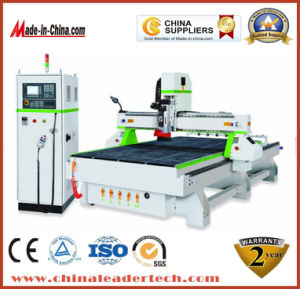 High Precision 1325 Size Wood Cutting Engraving 9kw Hsd Air Cooling Spindle Atc CNC Machine pictures & photos