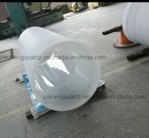 Od620*ID560 Opaque Quartz Tube with Inside Polished pictures & photos