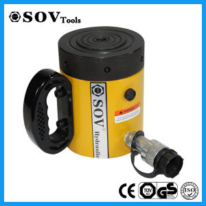 Cll-8006 800 Tons Safety Locking Nut Hydraulic RAM Cylinder pictures & photos