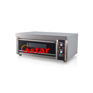 1 Deck 2 Trays Commercial Gas Oven High Quality Oven Bakery Equipment for Sale pictures & photos