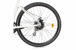Lithium Battery Electric Bike with Step Through Frames pictures & photos