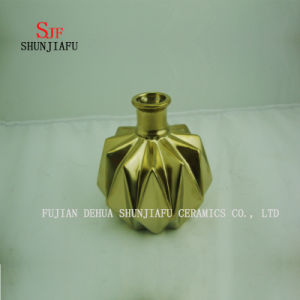 Decoration Electroplating Ceramic Vases pictures & photos