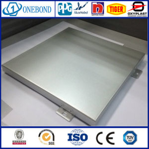 Aluminum Single Panel for Curtain Wall Metal Roofing pictures & photos