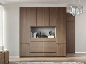 Wardrobe Cabinet with Storage Box Home Furniture pictures & photos