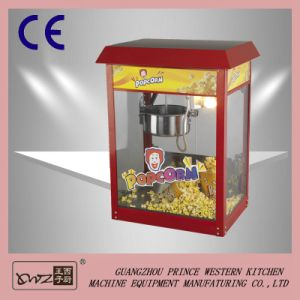 Commercial Electric Popcorn Maker Snack Making Machine Mop-6 pictures & photos