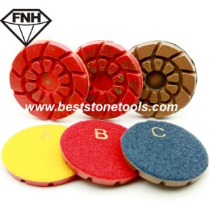 New Product Concrete Polishing Pads of Diamond Grinding Tools