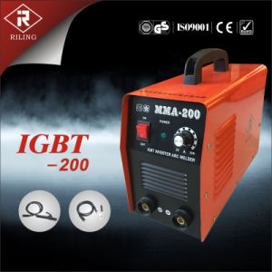Smart Inverter IGBT Welder with Ce (IGBT-200) pictures & photos