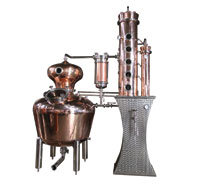 How to Make Scotch Irish Whiskey Still Distillation Machine Distillery House Spirits pictures & photos