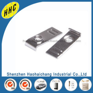 OEM Metal Stamping Auto Electrical Welding Flat Terminal Connector pictures & photos