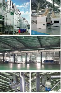 High Efficiency Industrial Dust Collector System for Furniture Company /Grinding/Polishing/Coating Line pictures & photos