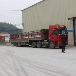 China Factory Wholesale 13-1.2um Plastic Used 96%+ Baso4 Powder Natural Barium Sulphate pictures & photos