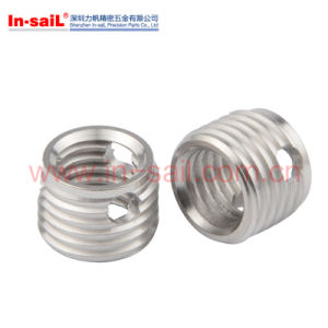 L3070 Stainless Steel Thread Inserts Used in Motorcycle Part pictures & photos
