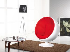 Ball Chair Modern Living Room Leisure Furniture (Y066) pictures & photos