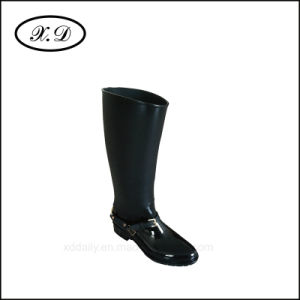 Fashion Rain PVC Boots for Lady pictures & photos