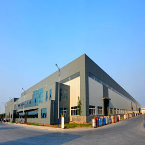 Light Steel Structure Fire Sandwich Panel Steel Building pictures & photos