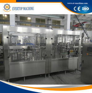 Full Automatic 3 In1 Juce Filling Machine pictures & photos