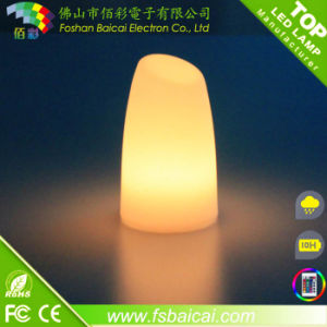 High Cost Performance Colorfulrotational Molding LED Night Light