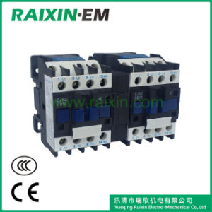 Raixin Cjx2-09n Mechanical Interlocking Reversing AC Contactor pictures & photos