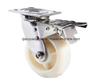 Nylon Heavy Duty Caster, Stainless Steel Caster, Total Brake pictures & photos