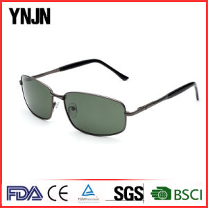 Ynjn Promotional Square Mens Sunglasses Polarized with Ce FDA (YJ-F8285) pictures & photos