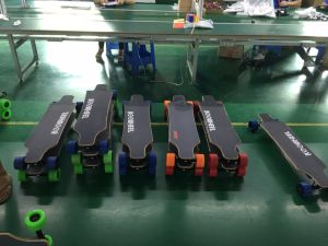 China Supplier E Scooter Electric Scooter/Skateboard pictures & photos