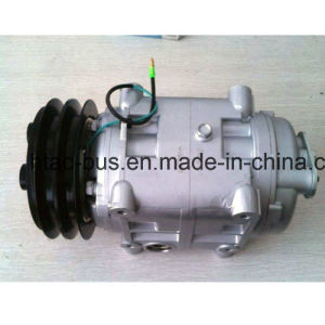 China Supplier Hot Sales Bus Dks32 Compressor with 2b Clutch pictures & photos