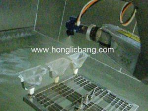 Robot Automatic Spray Painting Equipment for Auto Fog Lamp pictures & photos