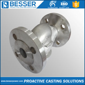 Best Performance Chinese Supplier Stainless Solenoid Valve Lost Wax Casting pictures & photos