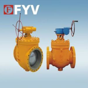 Flanged Forged/Casting Top Entry Ball Valve pictures & photos