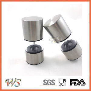 Ws-Pgs021 Stainless Steel Salt and Pepper Mill Set Mini Size Manual Grinder Set pictures & photos