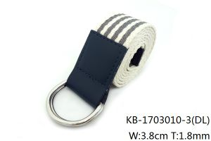 New Fashion Men Woven Belt (KB-1703010-3)