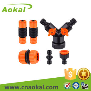 Hose Assembly Rotating High Pressure Plastic Water Hose Connector pictures & photos