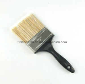 Pet Filament Paint Brush with Black Plastic Handle pictures & photos