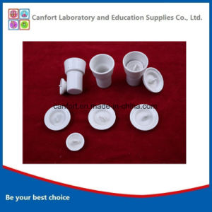 Porcelain Bilayer Crucible with Various Specifications pictures & photos